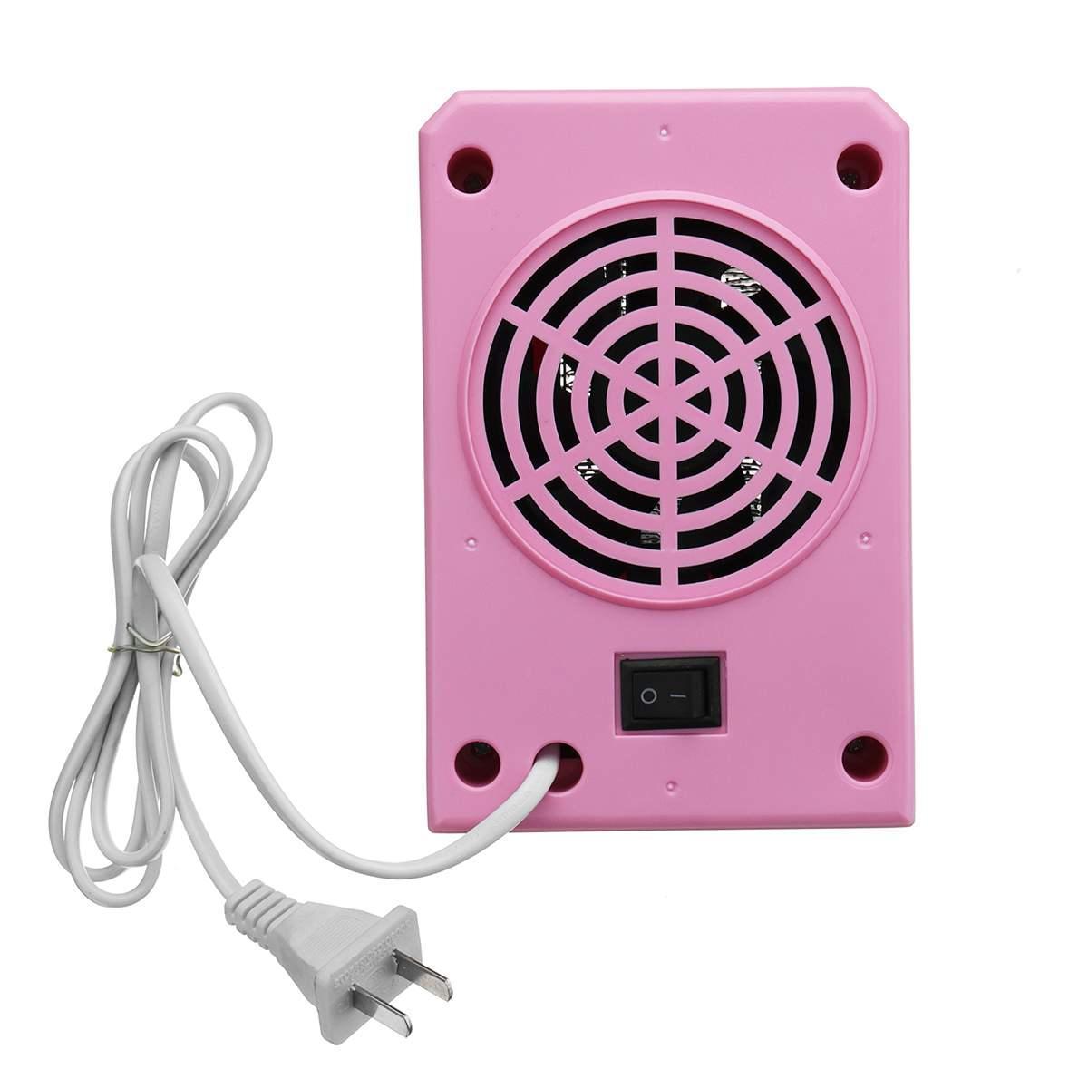 500W 220V Portable <font><b>Mini</b></font> <font><b>Space</b></font> US Home Office Desk Conditioner Heating Shower