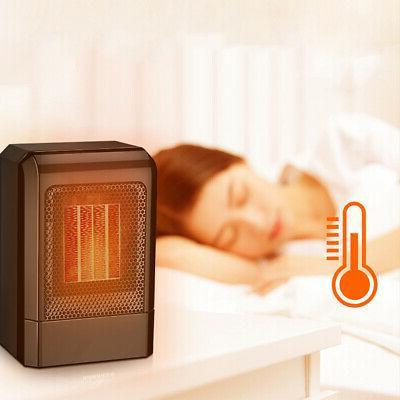 500W Mini Heater Heating Fan Silent