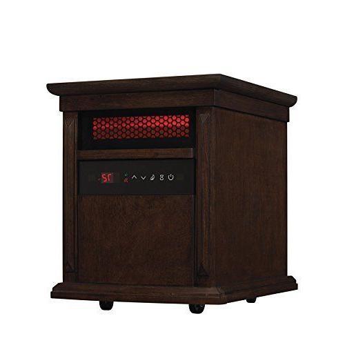 5200 btu infrared quartz cabinet electric space
