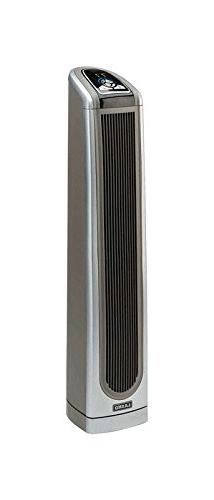 Lasko 5588 34 in Electronic Ceramic Tower Heater w Logic Cen