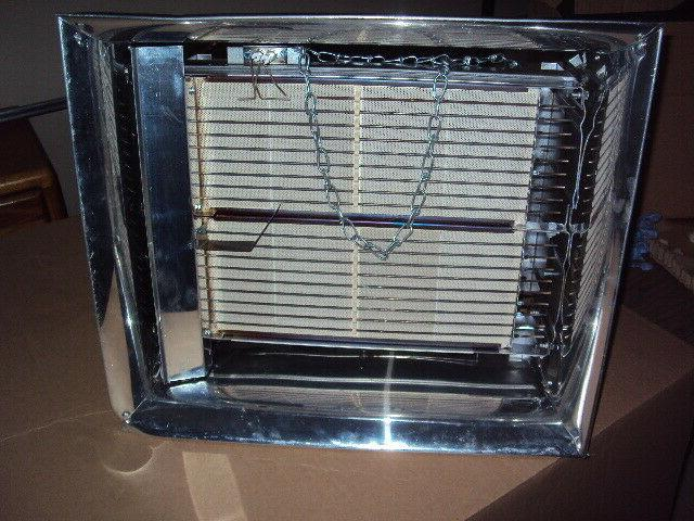 DAYTON 5VD63 HEATER INFRARED , GAS, BTU COMMERCIAL