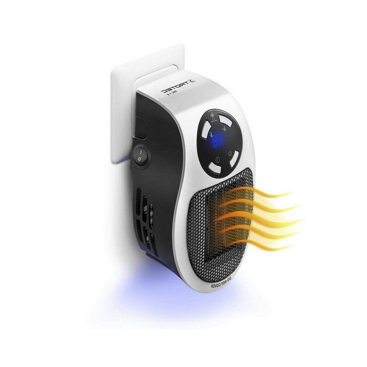 600W Mini Heater Air Fan