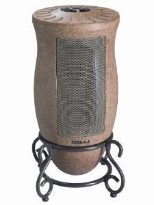 Lasko 6405 Ceramic Electric Portable Heater, 1500-Watt