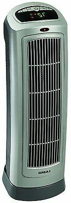 New Lasko 755320 Ceramic Tower Heater with Digital Display a