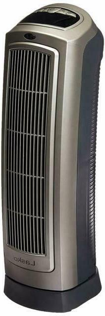 Lasko 755320 Oscillating Indoor Space Heater With Remote Hom