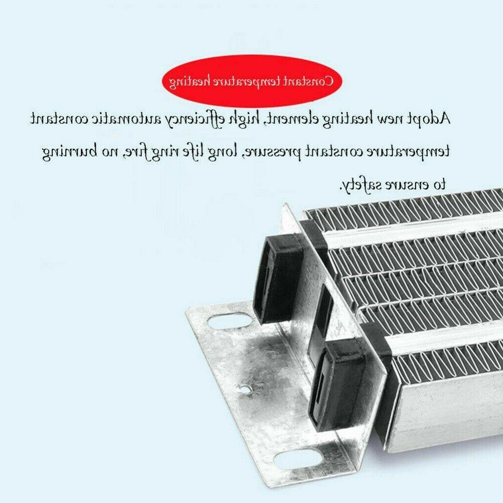 800W Heater Fan Demister Heating