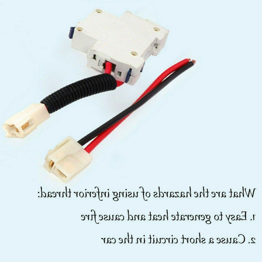800W 12V Portable Heater Fan Heated Demister Defroster Warmer