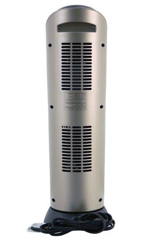 Air 8132 Oscillating Ceramic with Programmable Thermostat, Remote Control