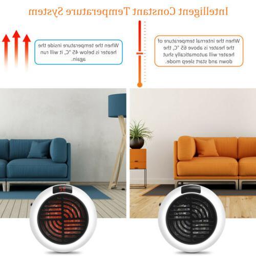 900W Heater Electric Desk Office
