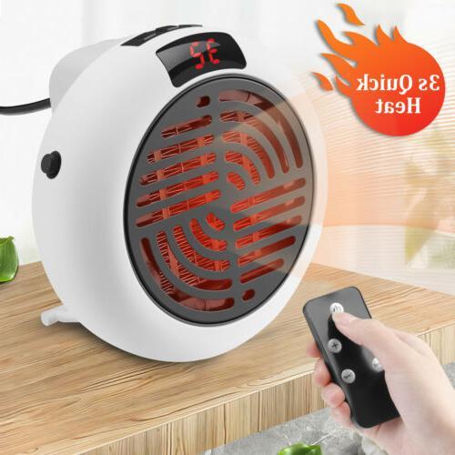 900w portable mini space heater electric ceramic