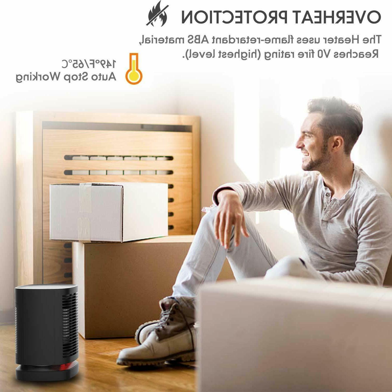 950W Electric Mini Heater PTC Personal