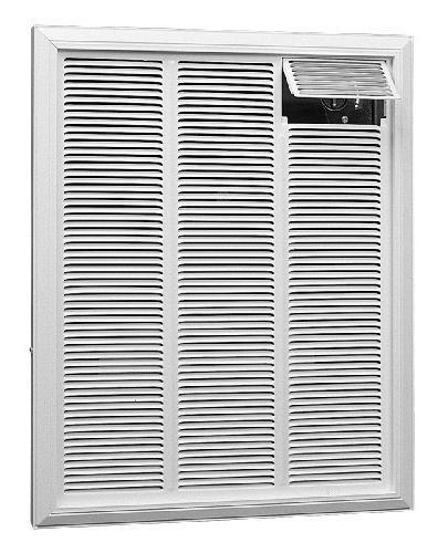 commercial fan forced wall heater