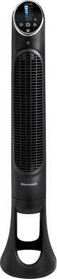 Honeywell - Quietset® Tower Fan - Black