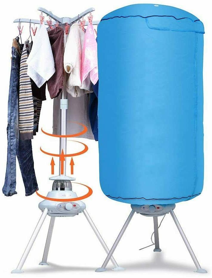 Panda Portable Ventless Cloths Dryer Folding Drying Machine