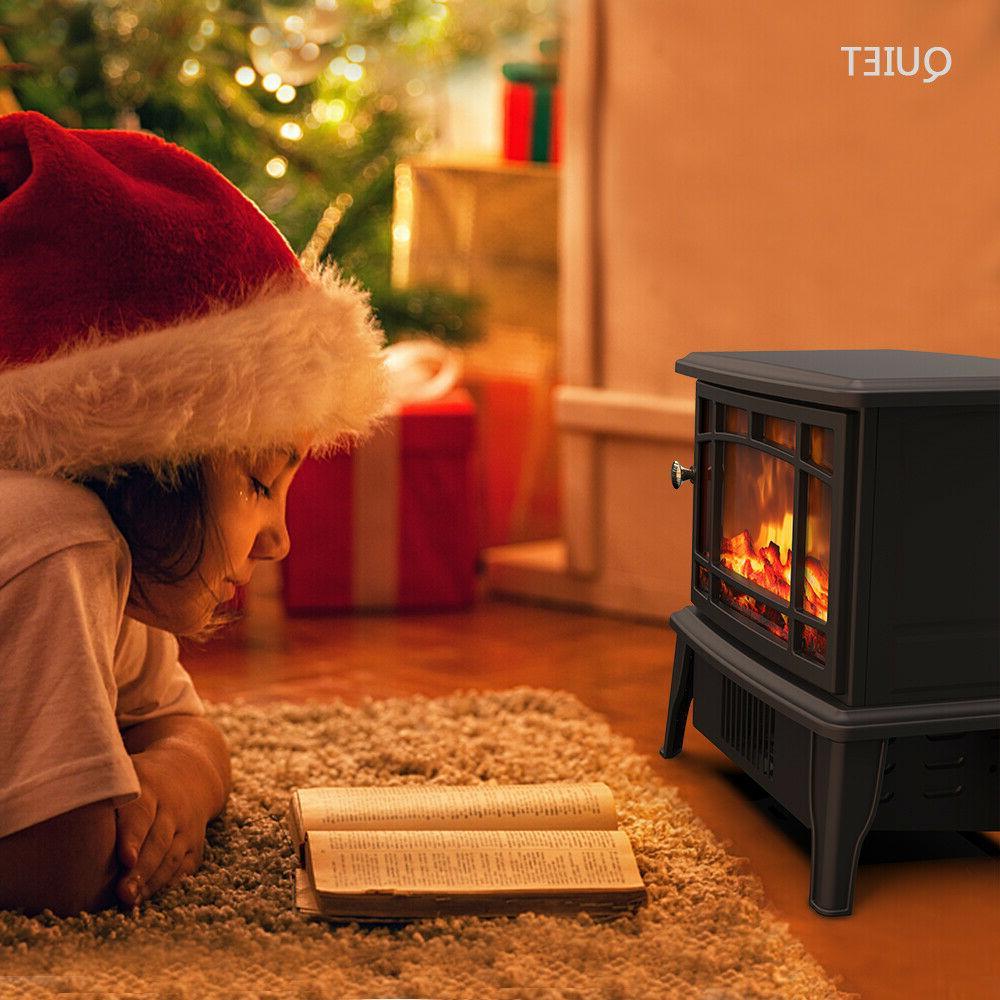 OPOLAR Fireplace Fire