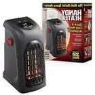HANDY HEATER As Seen On TV Space Heater 350W Wall Plug Outle