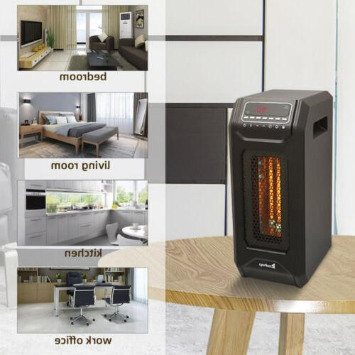 1500W Electric Infrared Heater Space with Control