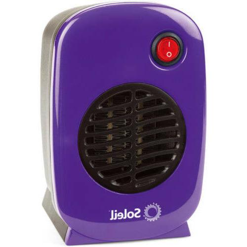 ceramic heater portable electric space heater small