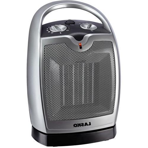 ceramic oscillating compact heater