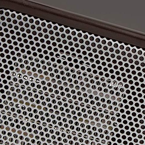 AmazonBasics 500-Watt Ceramic Heater Black