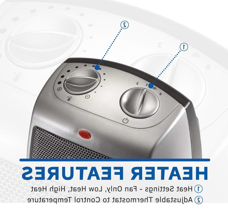 Lasko Ceramic Heater Adjustable Thermostat 2