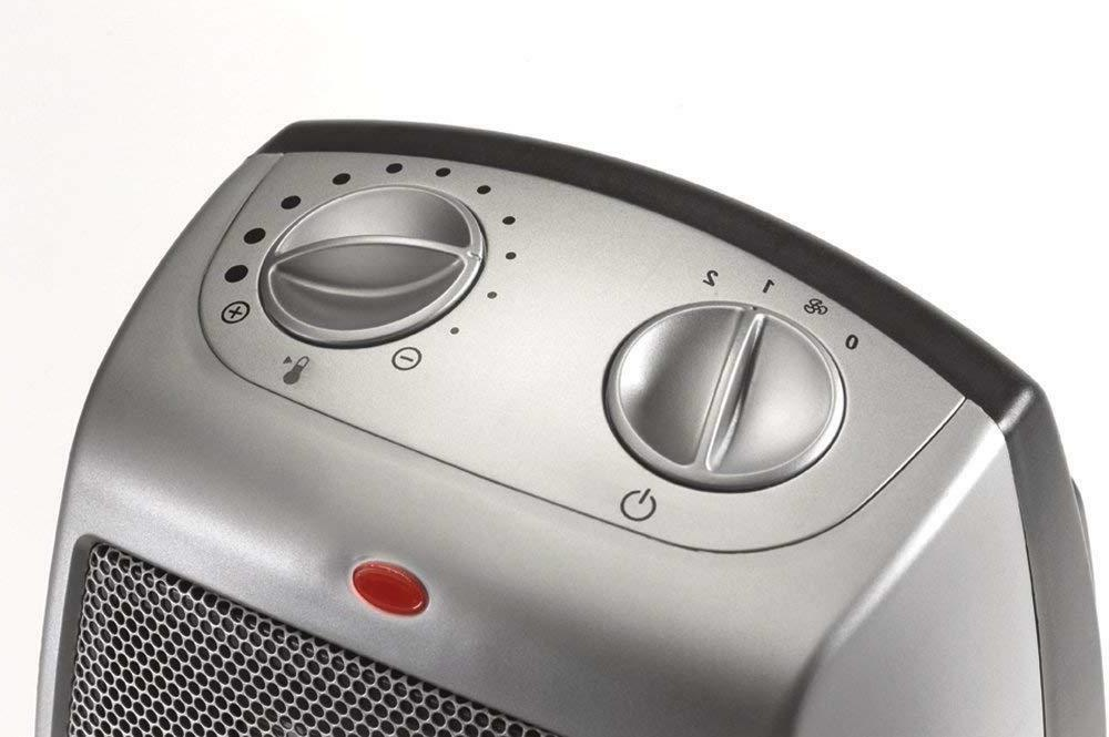 Lasko Heater with Adjustable Thermostat 2 Day