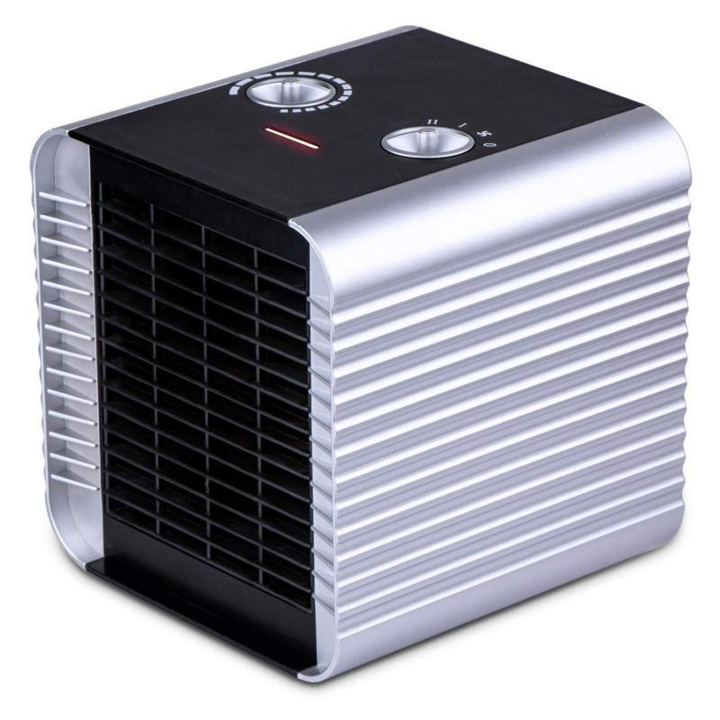 ceramic space heater 1500w quiet operation safety