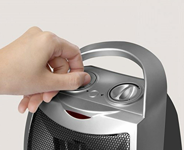 Ceramic Heater Small Electric Indoor