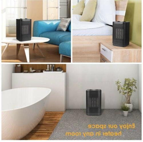 Ceramic Portable 750W/1500W Quiet & Heating