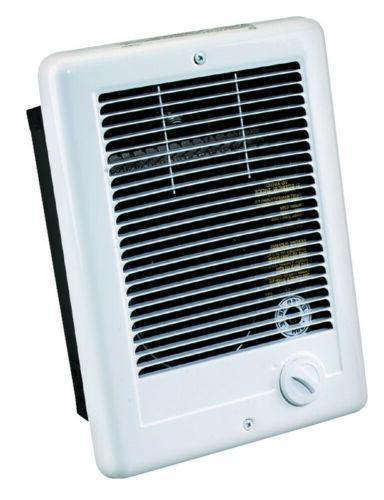 compak plus inwall fan heater