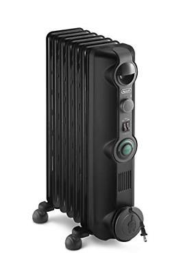 comfort temp full room radiant heater black