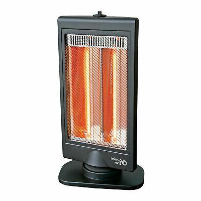 Comfort Zone Flat Panel Halogen Heater