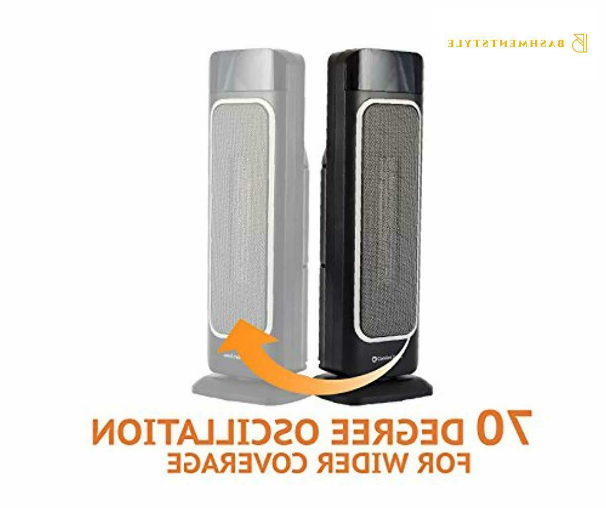 Comfort Oscillating Heater Fan Heating C