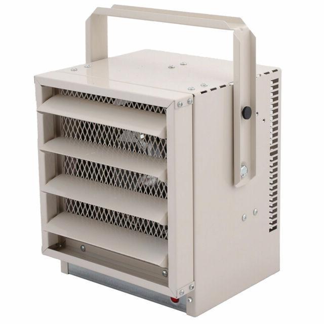 cuh05b31t 3750 5000 watt compact industrial unit