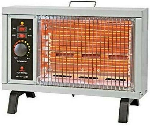 Comfort Zone Electric Radiant with