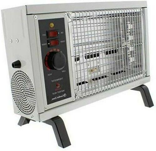 cz550 1500w electric radiant space heater