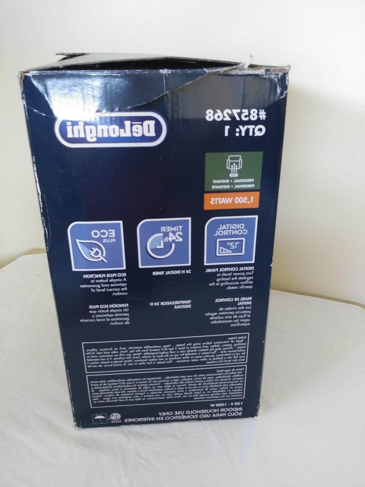 DeLonghi Ceramic Electric Heater