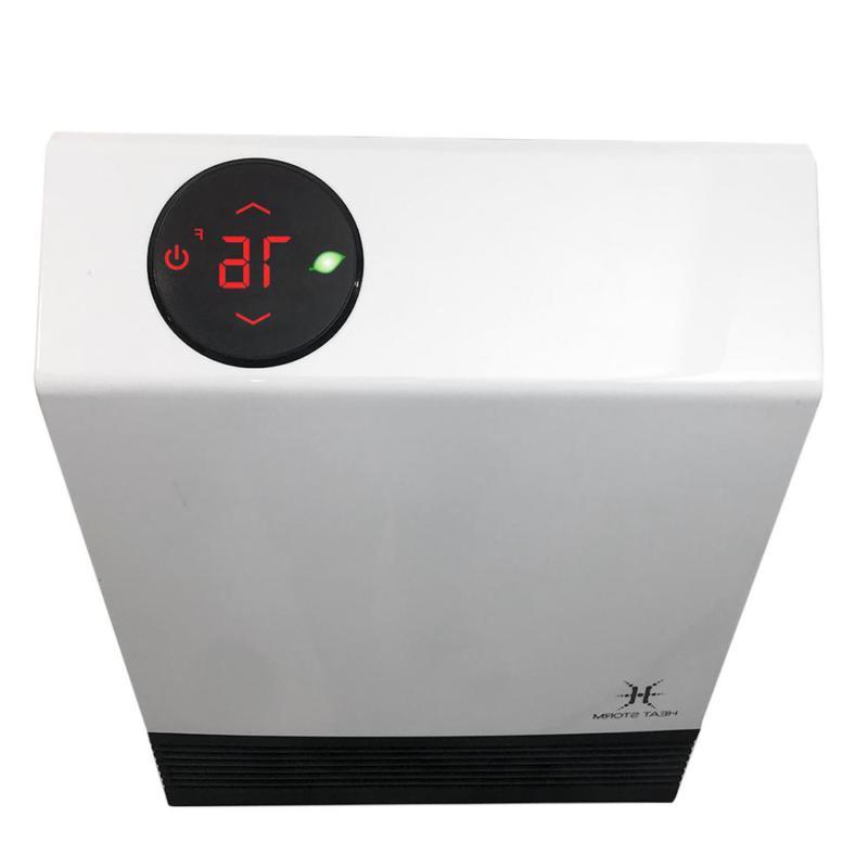 Heat Storm Deluxe Space Infrared Quartz Portable White