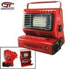 Double Coherent Source Heater Small Space Heater Butane Port