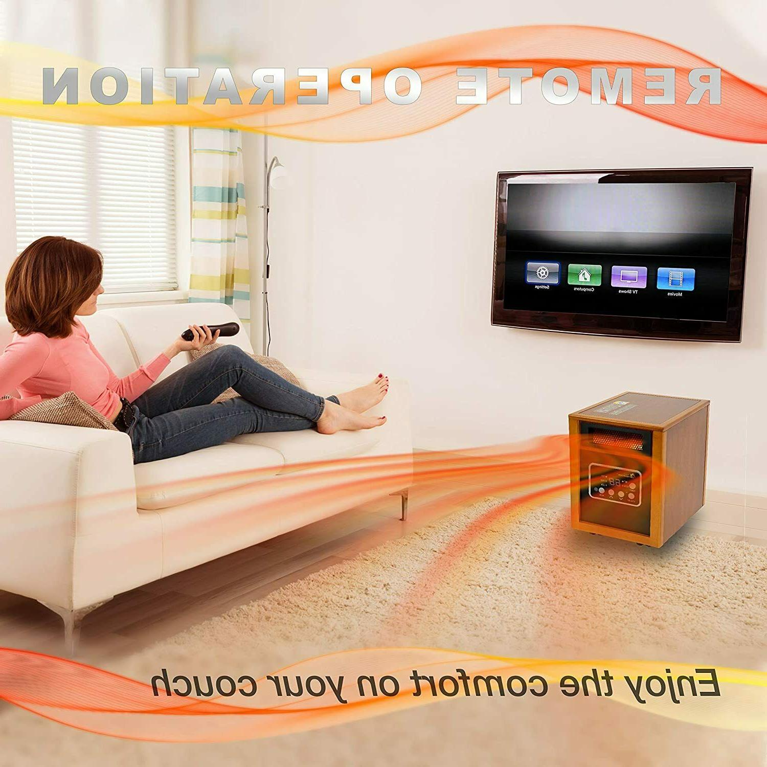 Dr. Infrared Heater Portable Heater
