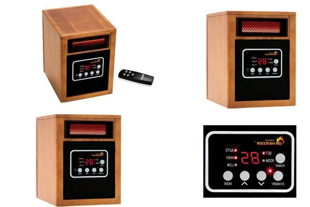 Dr Infrared Space 1500-Watt Heating Indoor