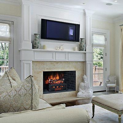 duraflame infrared fireplace insert log