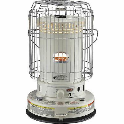 dyna glo portable compact indoor kerosene convection