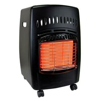 heater propane gas cabinet portable 18k btu
