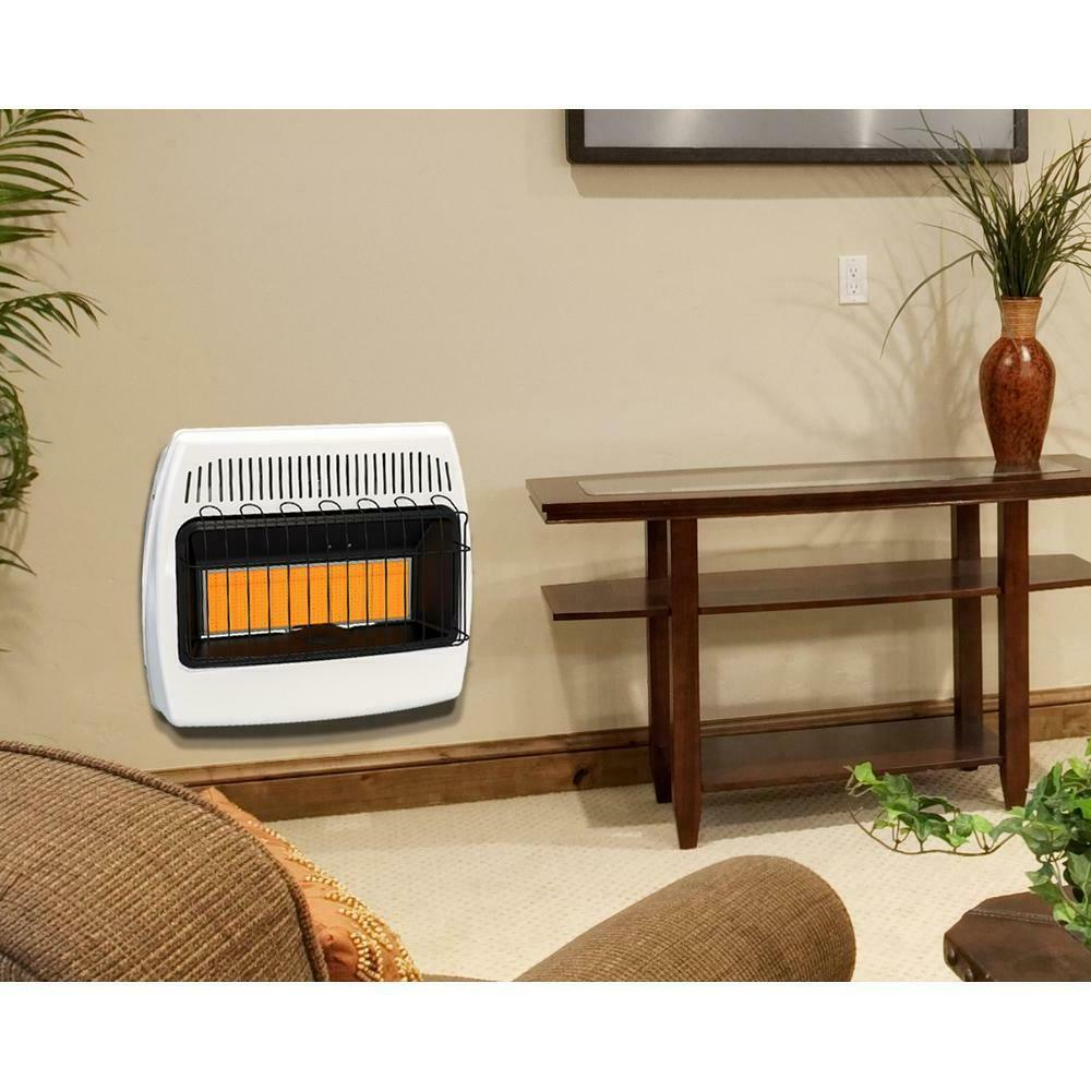 Wall Mount Gas Infrared Safe