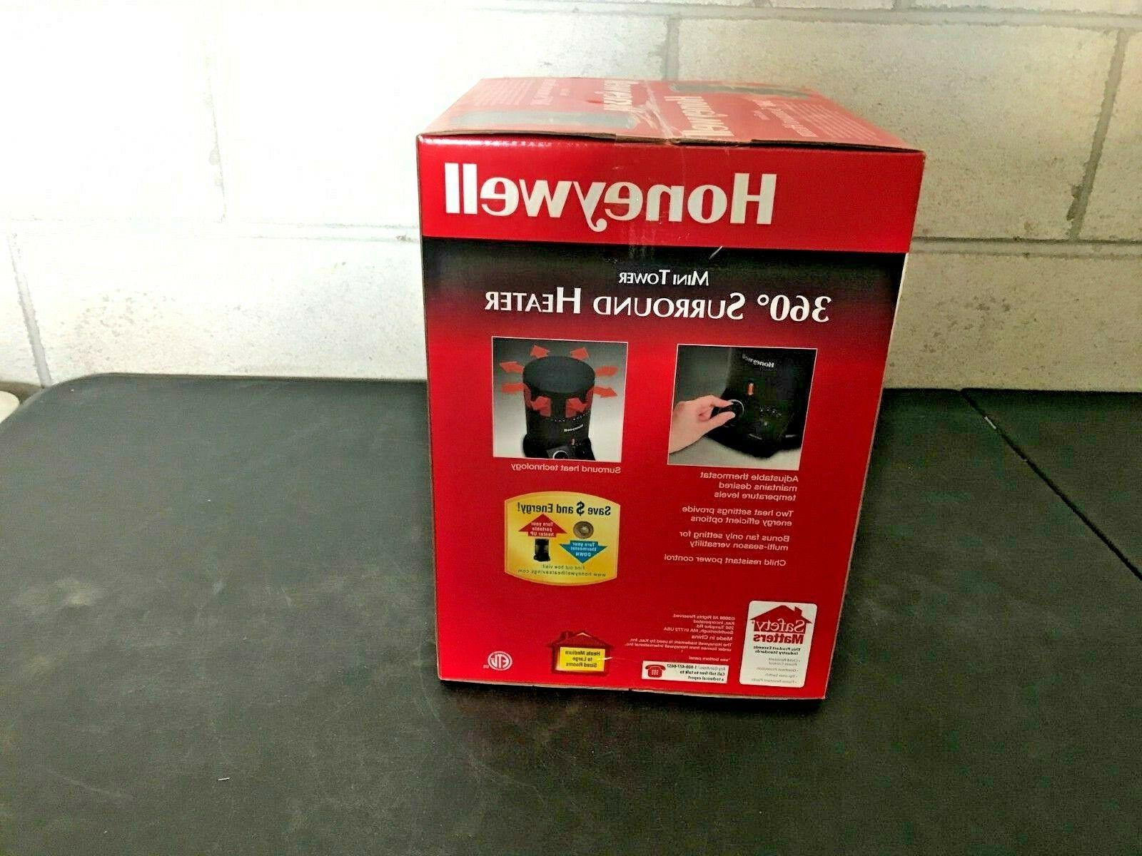 HONEYWELL ELECTRIC SURROUND INDOOR SPACE HZ-2206