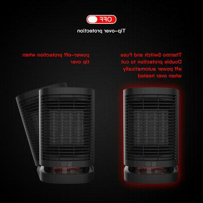 950W Electric Heater Office Home Indoor