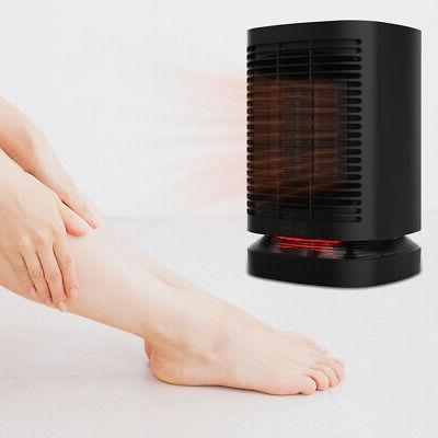Electric Heating Machine Ceramic Space Heater Home Small