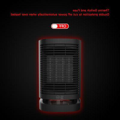 950W Electric Ceramic Space Heater Indoor