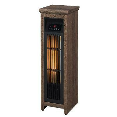 electric space heater infrared quartz tower 5200